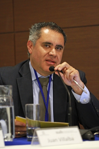 Prof. Juan Carlos Villalba