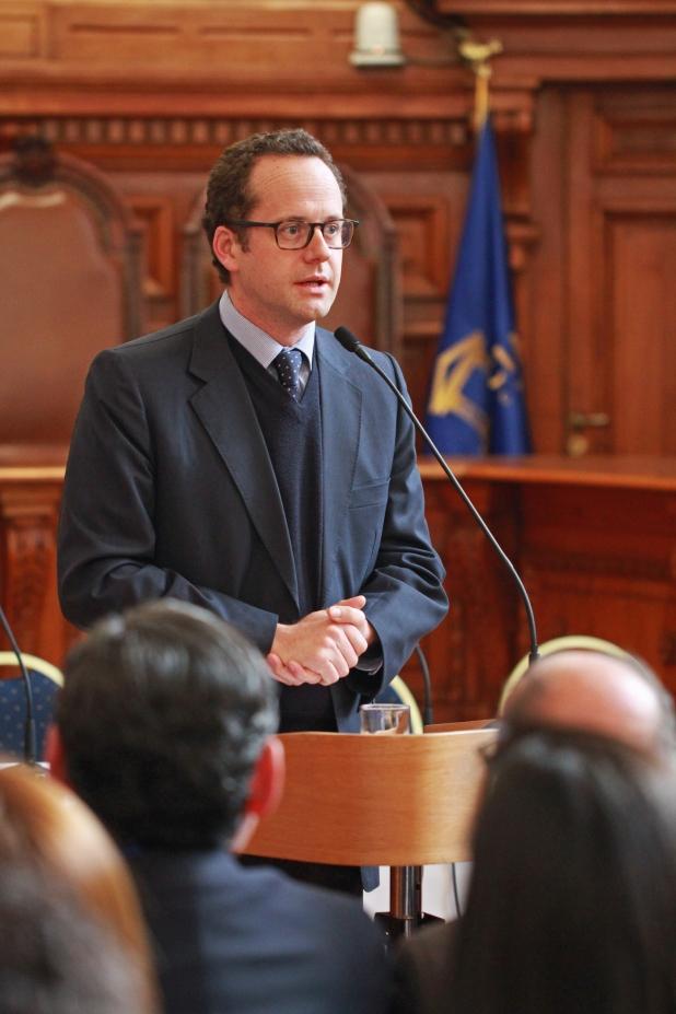 Sr. José Miguel Burmeister, Secretario General UAH