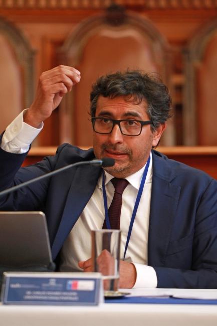 Prof. Carlos Pizarro Wilson