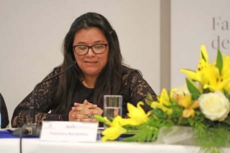 Prof.ra Francisca Barrientos