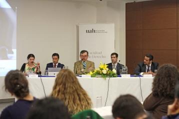 Panel: Medios de tutela y jerarquía