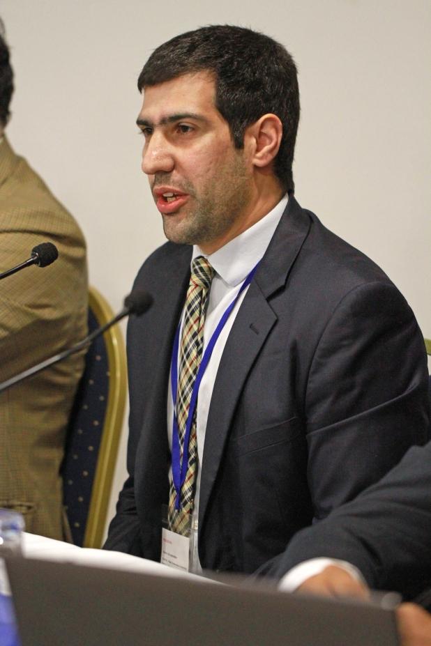 Prof. Demetrio Alejandro Chamatropulos